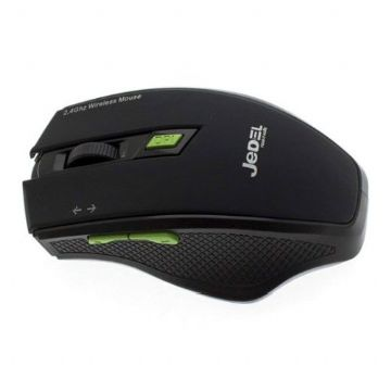 Jedel (W400) Wireless Optical Gaming Mouse, 800-1600 DPI, USB, DPI